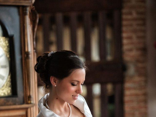Il matrimonio di matteo e chiara a Albano Sant'Alessandro, Bergamo 21