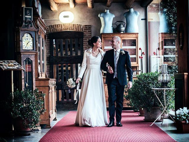 Il matrimonio di matteo e chiara a Albano Sant'Alessandro, Bergamo 22