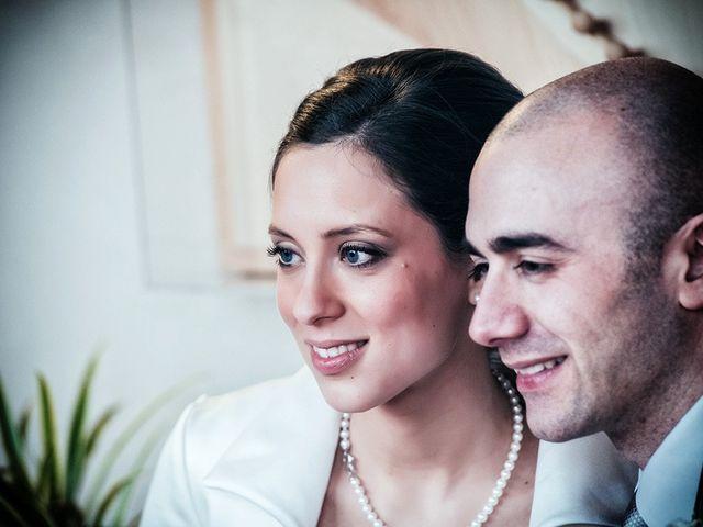 Il matrimonio di matteo e chiara a Albano Sant'Alessandro, Bergamo 23