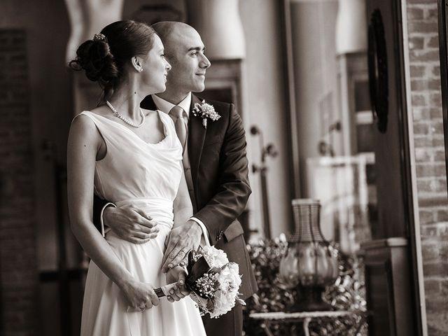 Il matrimonio di matteo e chiara a Albano Sant'Alessandro, Bergamo 25