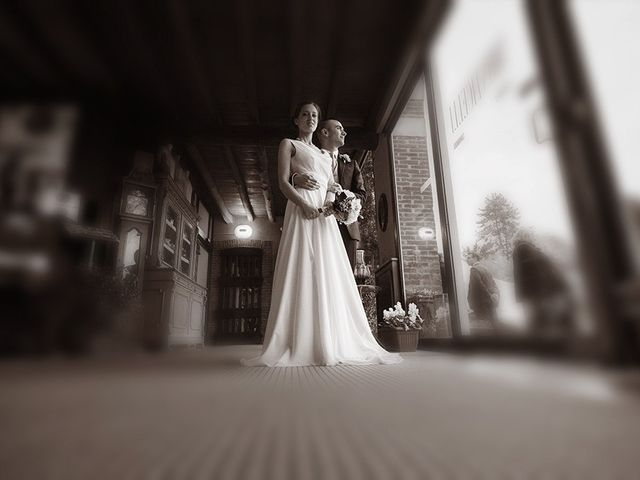 Il matrimonio di matteo e chiara a Albano Sant'Alessandro, Bergamo 28