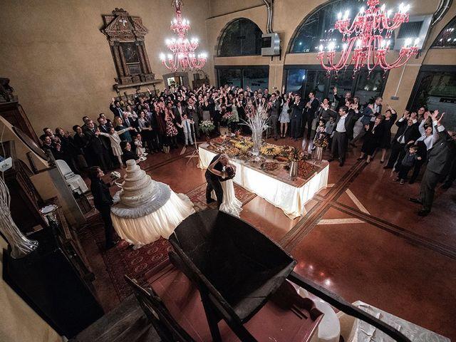 Il matrimonio di matteo e chiara a Albano Sant'Alessandro, Bergamo 30