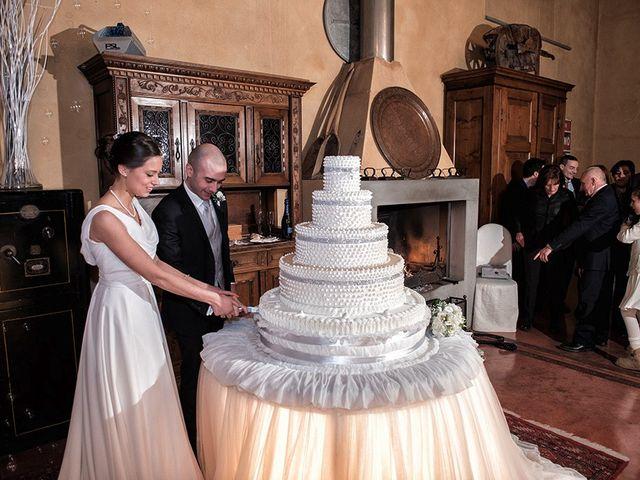 Il matrimonio di matteo e chiara a Albano Sant'Alessandro, Bergamo 31