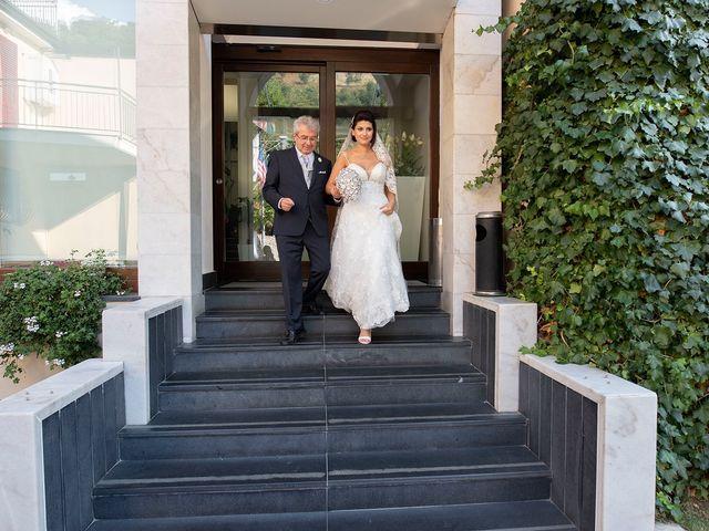 Il matrimonio di Andrea e Federica a Salerno, Salerno 14