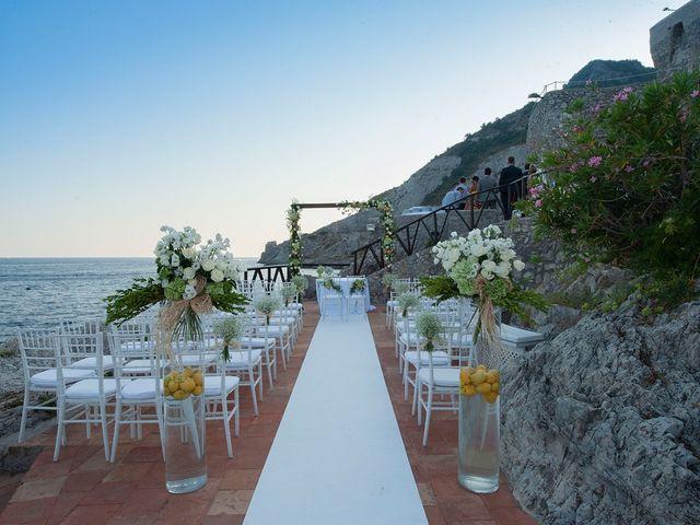 Il matrimonio di Andrea e Federica a Salerno, Salerno 19