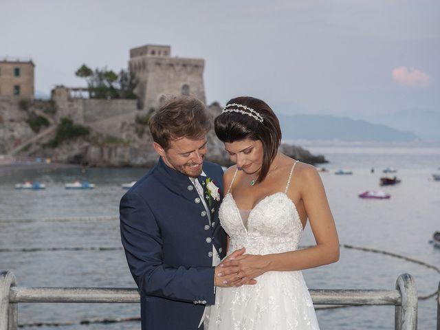 Il matrimonio di Andrea e Federica a Salerno, Salerno 34