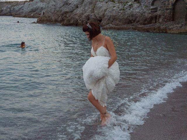 Il matrimonio di Andrea e Federica a Salerno, Salerno 37