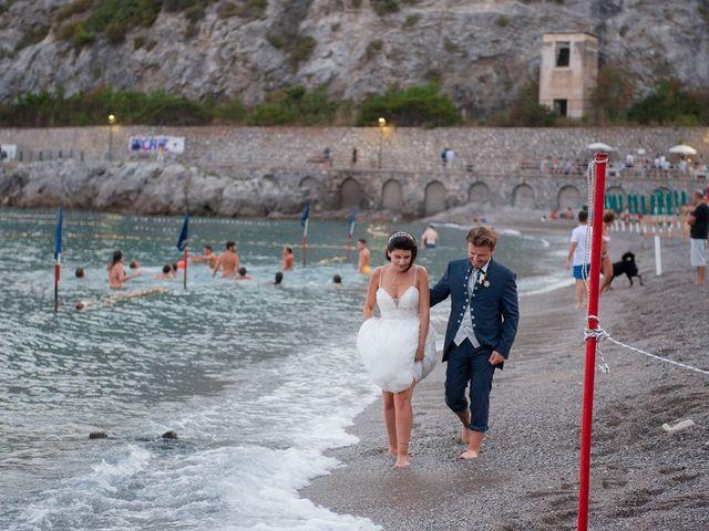 Il matrimonio di Andrea e Federica a Salerno, Salerno 38