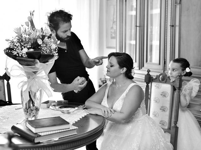 Il matrimonio di Francesco e Ilaria a Latiano, Brindisi 10