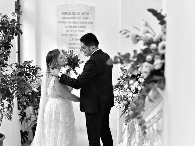Il matrimonio di Francesco e Ilaria a Latiano, Brindisi 15