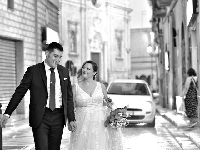 Il matrimonio di Francesco e Ilaria a Latiano, Brindisi 17