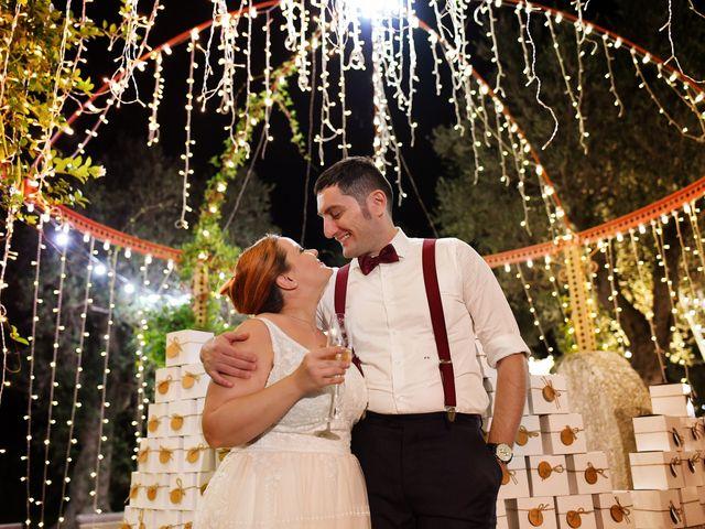 Il matrimonio di Francesco e Ilaria a Latiano, Brindisi 28