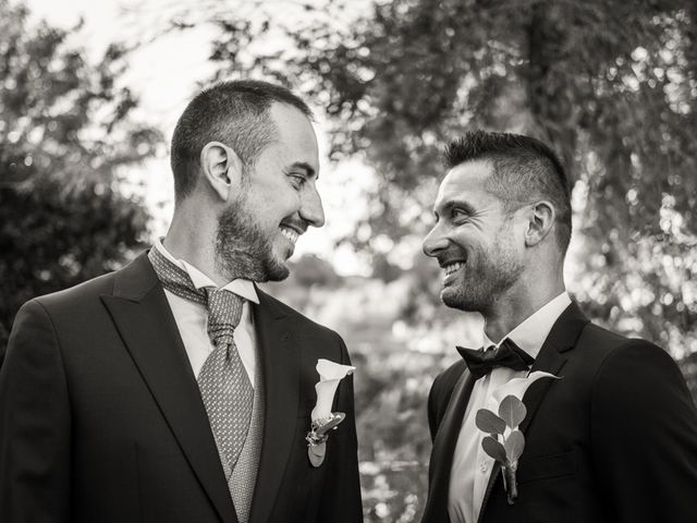 Il matrimonio di Stefano e Lorena a Lucca, Lucca 5