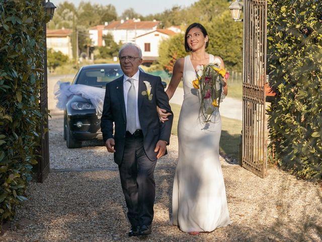 Il matrimonio di Stefano e Lorena a Lucca, Lucca 7