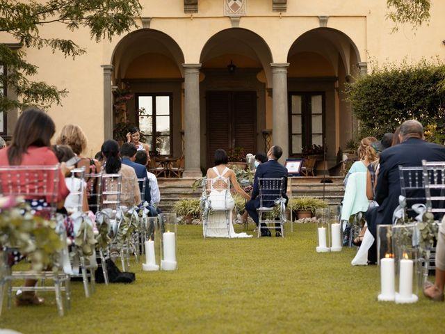 Il matrimonio di Stefano e Lorena a Lucca, Lucca 14