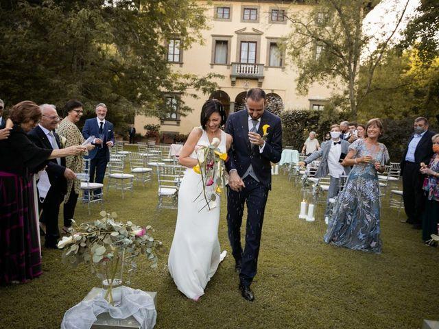 Il matrimonio di Stefano e Lorena a Lucca, Lucca 17