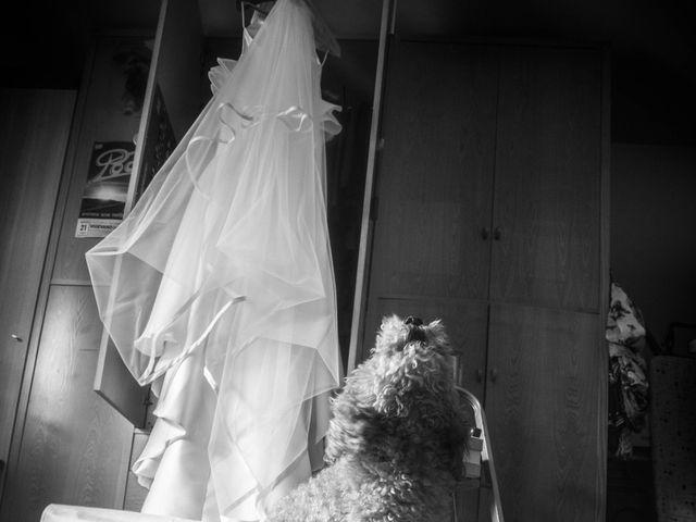 Il matrimonio di Alice e Alex a Magherno, Pavia 4