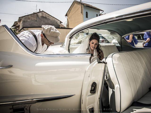 Il matrimonio di Alice e Alex a Magherno, Pavia 10