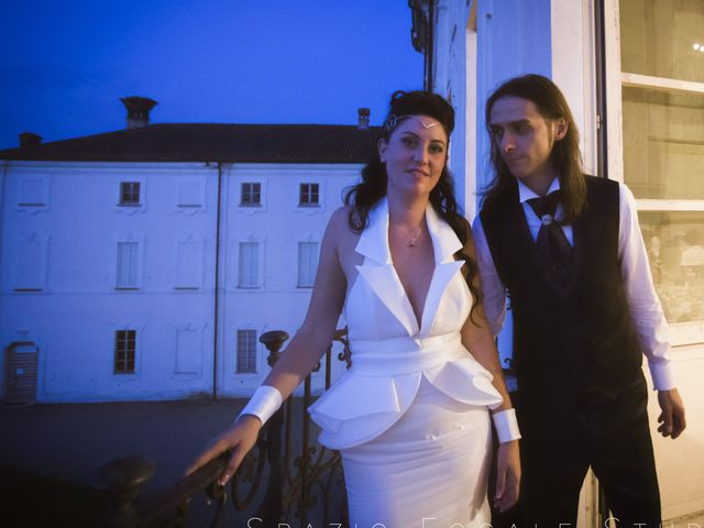 Il matrimonio di Alice e Alex a Magherno, Pavia 15