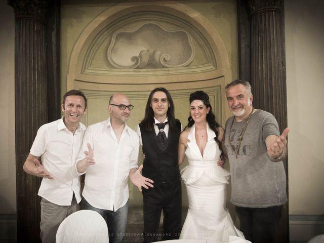 Il matrimonio di Alice e Alex a Magherno, Pavia 18