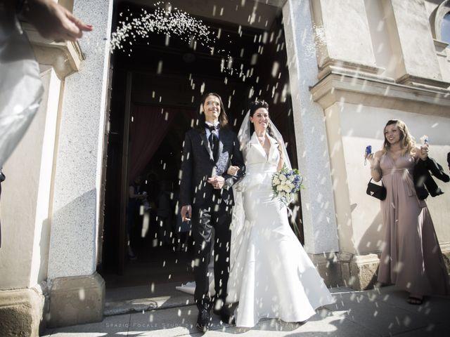 Il matrimonio di Alice e Alex a Magherno, Pavia 23