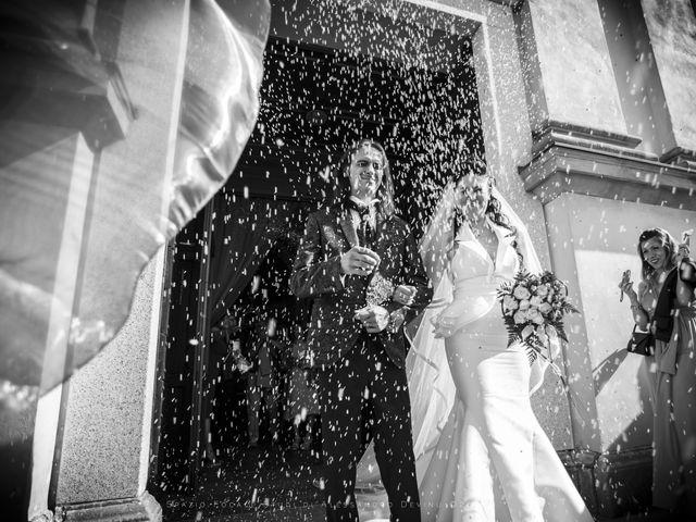 Il matrimonio di Alice e Alex a Magherno, Pavia 24