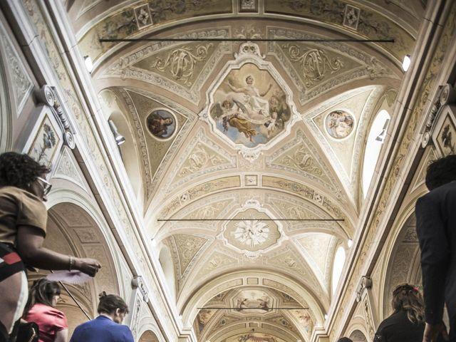 Il matrimonio di Alice e Alex a Magherno, Pavia 26