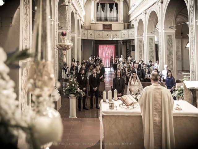 Il matrimonio di Alice e Alex a Magherno, Pavia 27