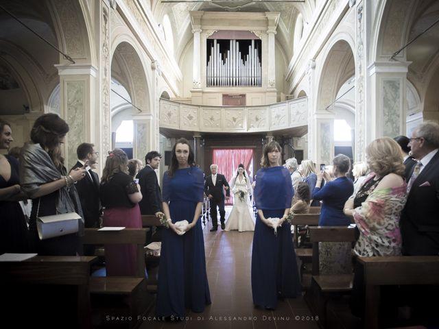 Il matrimonio di Alice e Alex a Magherno, Pavia 28