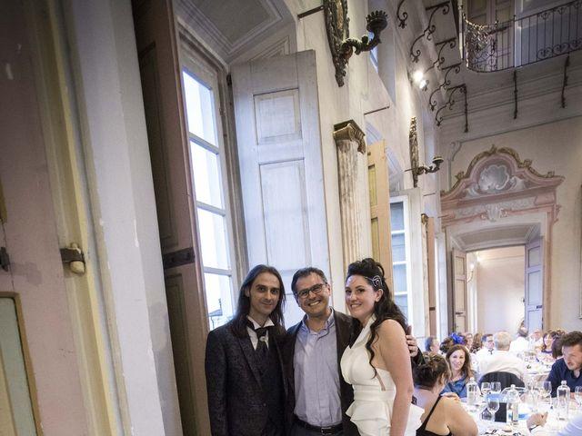 Il matrimonio di Alice e Alex a Magherno, Pavia 33