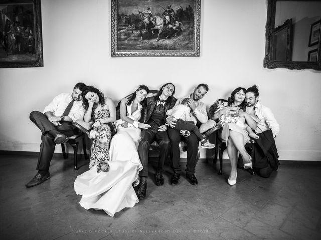 Il matrimonio di Alice e Alex a Magherno, Pavia 35
