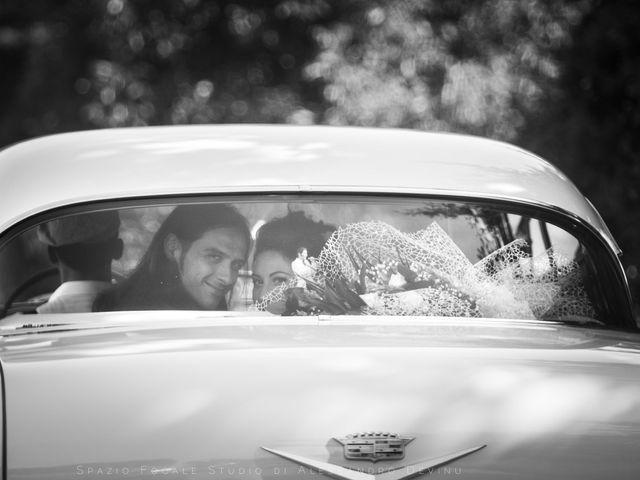Le nozze di Alex e Alice