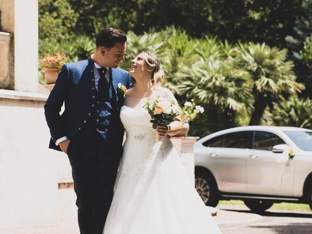 Il matrimonio di Marco e Ilenia a Aprilia, Latina 4