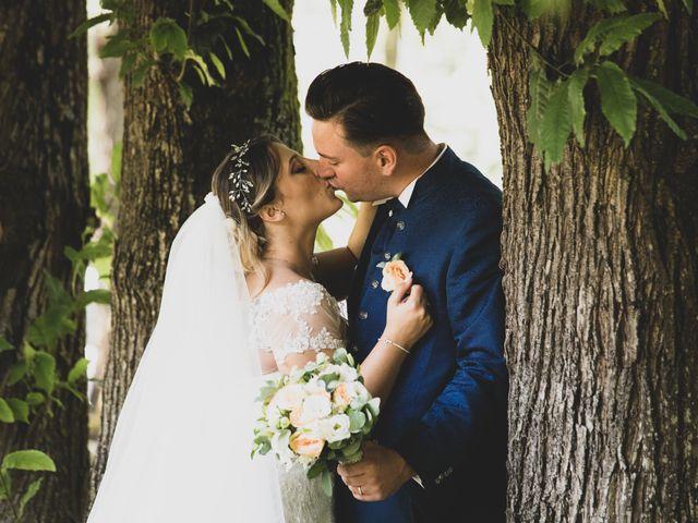 Il matrimonio di Marco e Ilenia a Aprilia, Latina 28