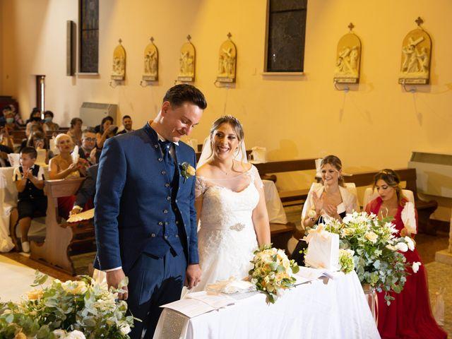 Il matrimonio di Marco e Ilenia a Aprilia, Latina 52