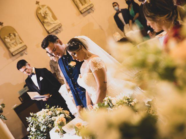 Il matrimonio di Marco e Ilenia a Aprilia, Latina 55