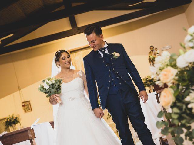 Il matrimonio di Marco e Ilenia a Aprilia, Latina 56