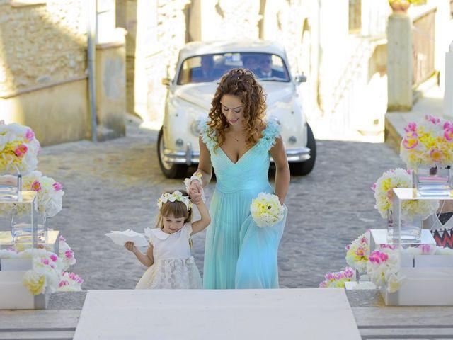 Il matrimonio di Cosimo e Alessandra a Siderno, Reggio Calabria 3