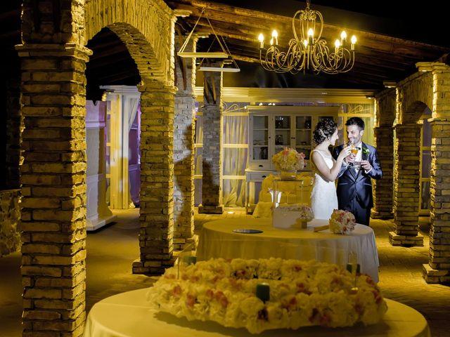 Il matrimonio di Cosimo e Alessandra a Siderno, Reggio Calabria 14