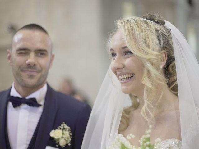 Le nozze di Jessica e Davide