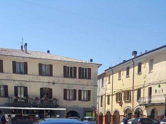 Il matrimonio di Tatiana e Pier Lorenzo a Sarsina, Forlì-Cesena 4