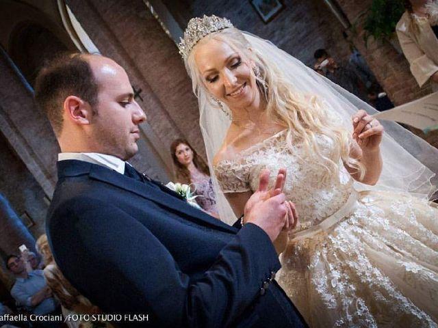 Il matrimonio di Tatiana e Pier Lorenzo a Sarsina, Forlì-Cesena 2