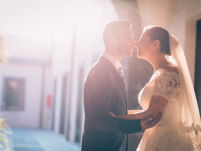 Le nozze di Giorgia e Giuseppe