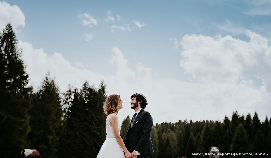 Il matrimonio di Nicola e Martina a Forno di Zoldo, Belluno