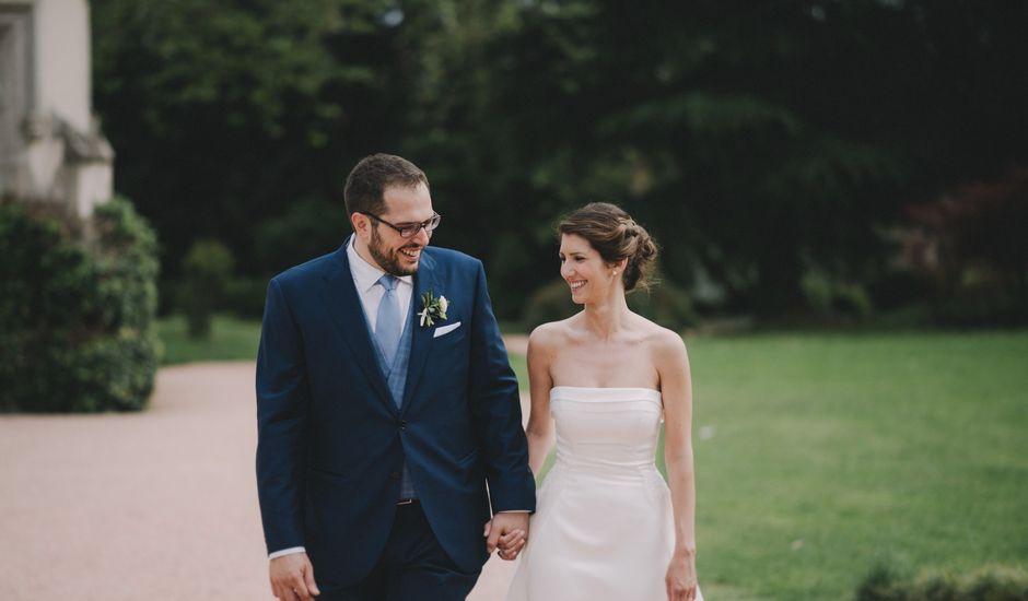 Il matrimonio di Corrado e Alessandra a Oleggio Castello, Novara