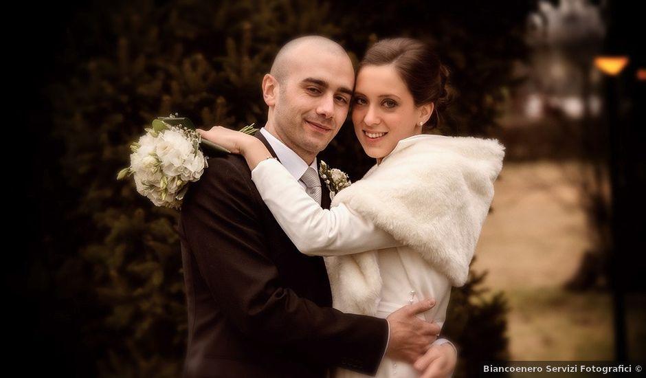 Il matrimonio di matteo e chiara a Albano Sant'Alessandro, Bergamo