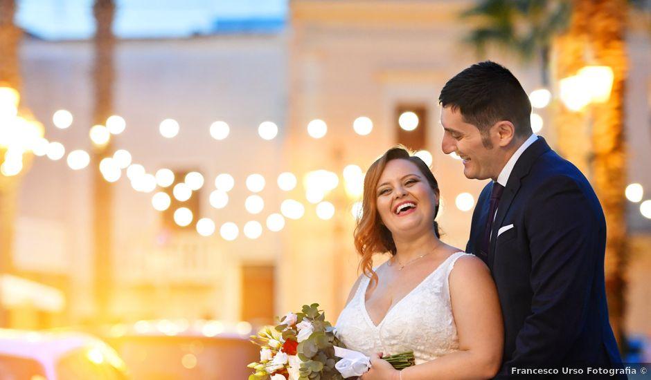 Il matrimonio di Francesco e Ilaria a Latiano, Brindisi