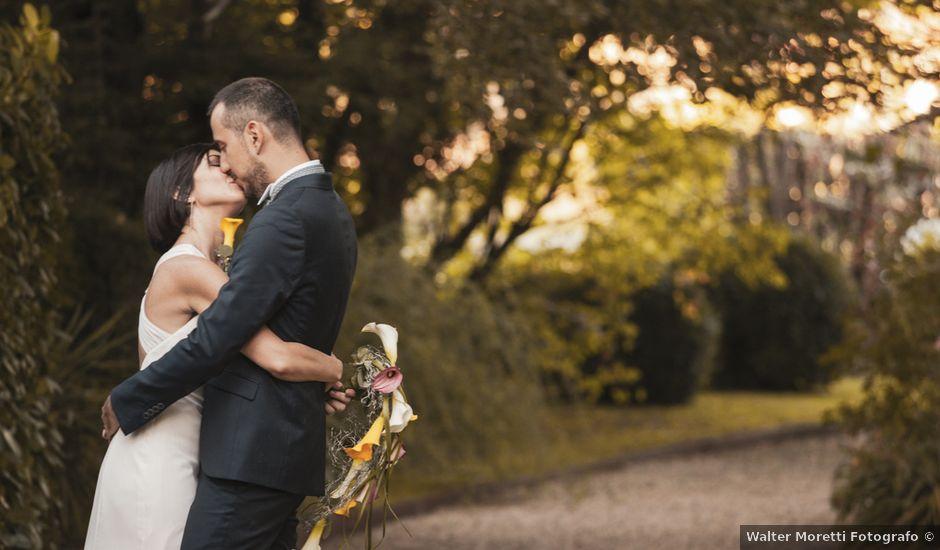Il matrimonio di Stefano e Lorena a Lucca, Lucca