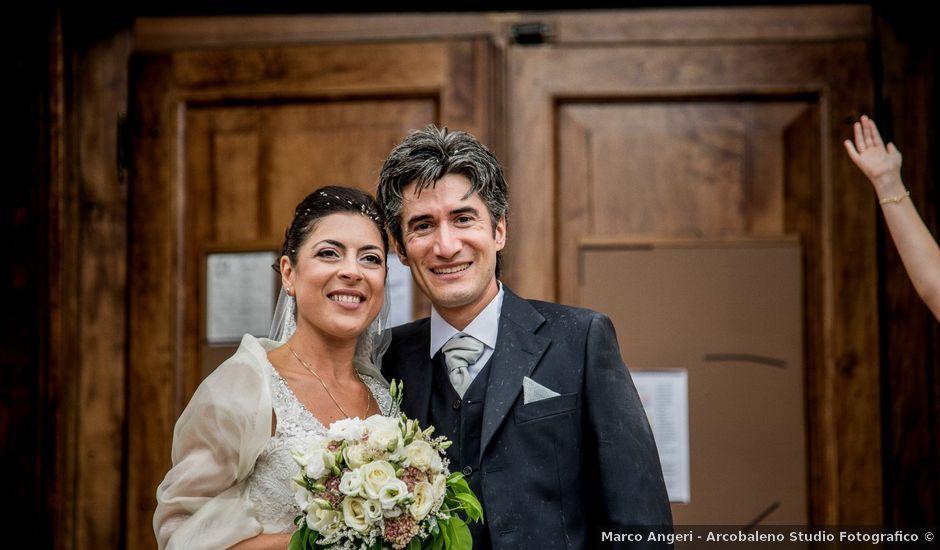 Il matrimonio di Stefano e Marlene a Inzago, Milano