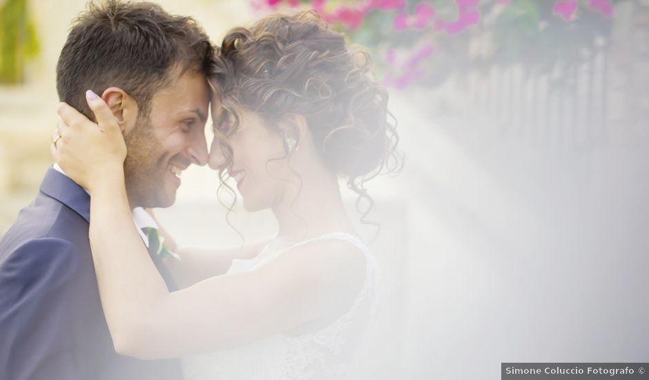 Il matrimonio di Cosimo e Alessandra a Siderno, Reggio Calabria